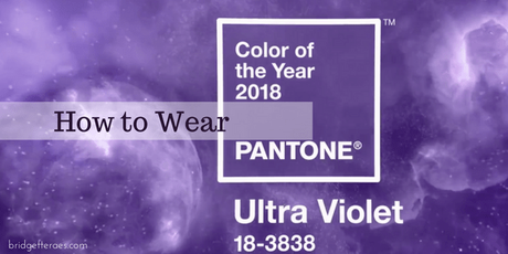 How to Wear Ultra Violet: Pantone's Color of the Year