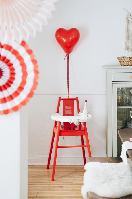A Very Valentine 1st Birthday Party + 5 Planning Essentials