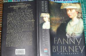 Fanny Burney: Novelist and Diarist
