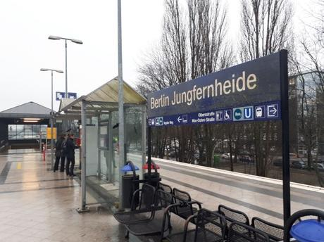 Backpacking in Germany: How to get from Berlin ZOB Bus Station to Tegel International Airport