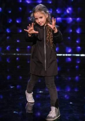 Interview with nine year old Britain's Got Talent magician Issy Simpson