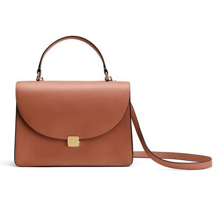 Wardrobe Essential: The Tan Bag