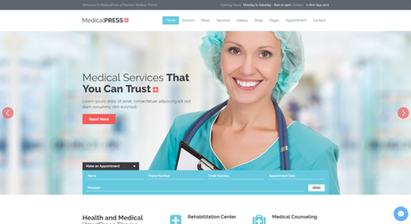 9 Of The Best Insurance Website WordPress Themes