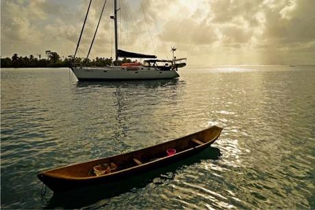 Trials at sea and ashore: sailing from Colombia to Panama