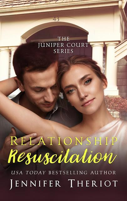Pre-Order Tour: Relationship Resuscitation by Jennifer Theriot