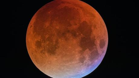Super Blue Blood moon today !  ~ its significance !!