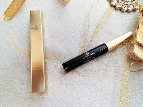 *New Launch* Oriflame Giordani Gold Liquid Eyeliner Review