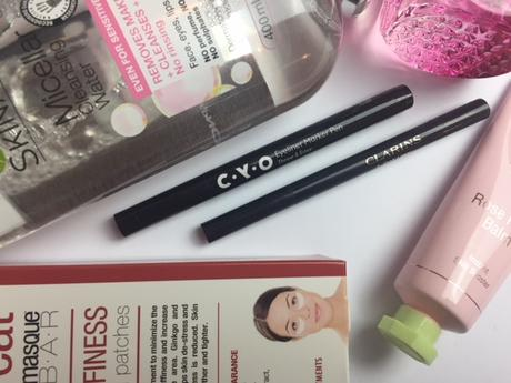 CYO Three & Easy Eyeliner Marker Pen V Clarins 3 Dot Liner