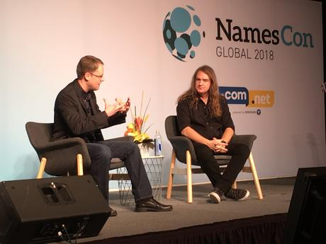 "NamesCon's ""Domaining to the Future"" in Day Two"