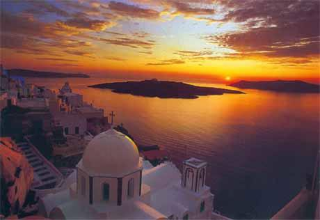 Why you should choose Santorini for your wedding in Greece