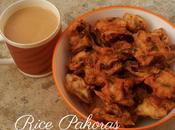Rice Pakoras Chawal Bhajiyae Chattisgarh Cuisine