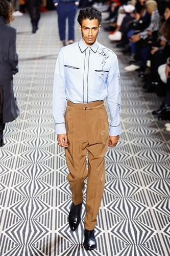 The Best Menswear Looks from Paris Fashion Week Autumn-Winter 2018-19