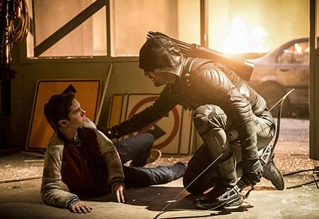 'Arrow' Round Table | 'We Fall'