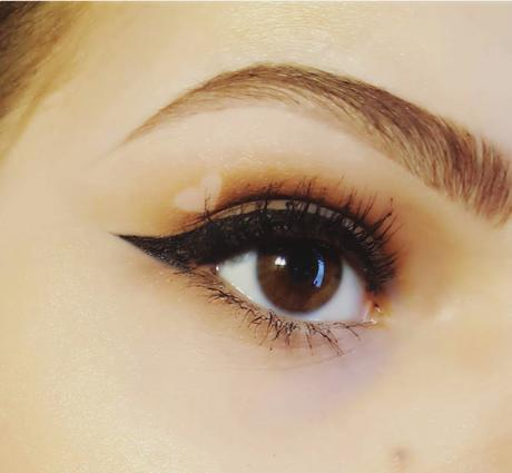 Wear Your Heart on Your Eyes, try this crazy eye makeup on This Valentine's Day