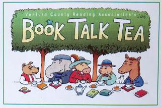 Four Fun Art Projects at the BOOK TALK TEA, An Afternoon with Four Children's Book Illustrators