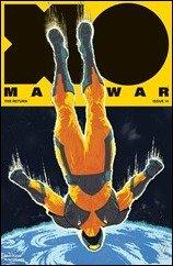 First Look: X-O Manowar #14 by Kindt & Olivetti (Valiant)