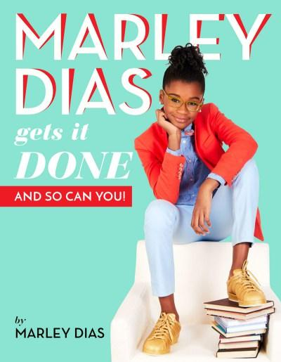 #BlackGirlsRead 13 Yr. Old Activist Marley Dias Releases First Book