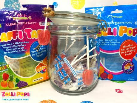 Zollipops With Erythritol + Xylitol