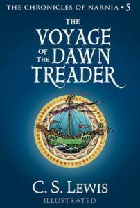 Beth And Chrissi Do Kid-Lit 2018 – JANUARY READ – The Voyage Of The Dawn Treader by C.S. Lewis
