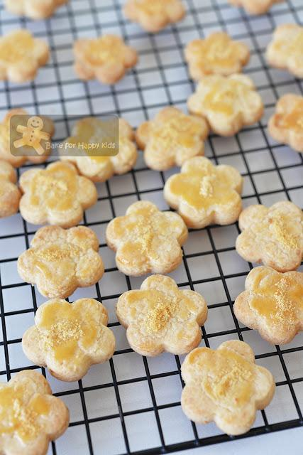 Parmesan cheese butter cookies