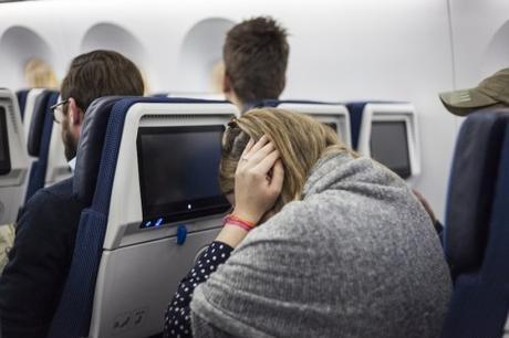 ear pain during flight