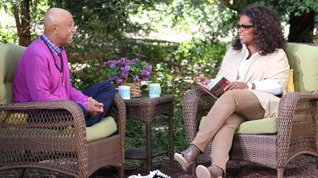 Russell Simmons Meditations Taken Out Of Oprah Winfrey's Book