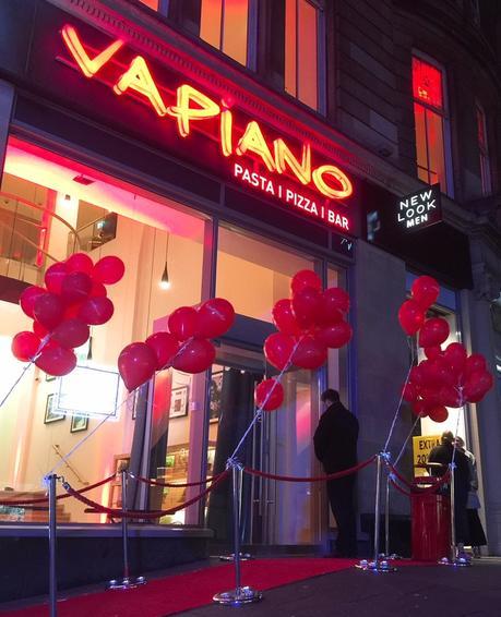 Vapiano now open in Glasgow