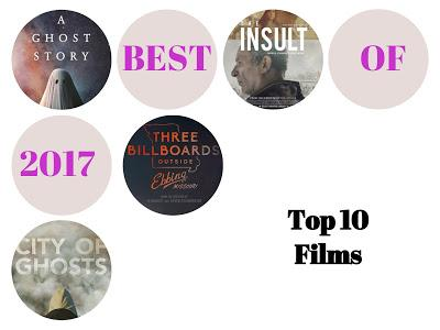 Best of 2017: Top 10 Films of the Year