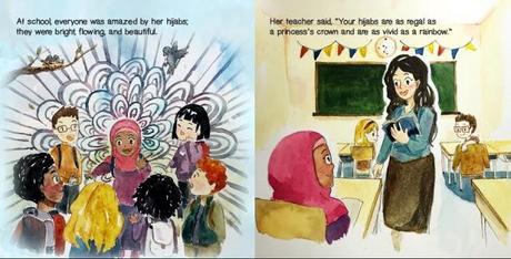 Nanni's Hijab ~ Children's Book Review