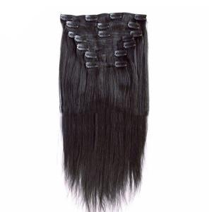 black hair extension