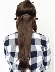 How to Apply Clip-in Hair Extensions Easily 3