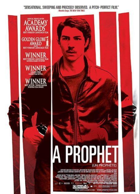 ABC Film Challenge – Oscar Nomination – A – A Prophet (2009)