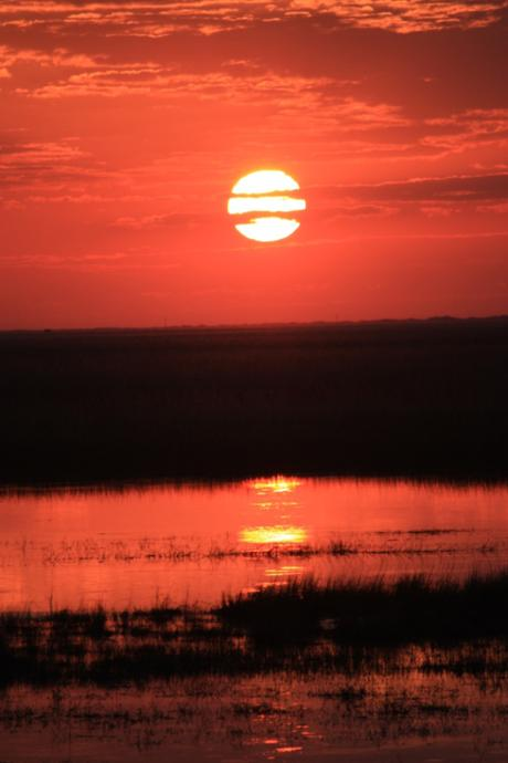 DAILY PHOTO: Sunset over the Chobe River
