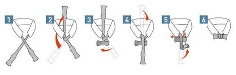 How to Tie A Bow Tie Quickly By Only 6 Easy Steps
