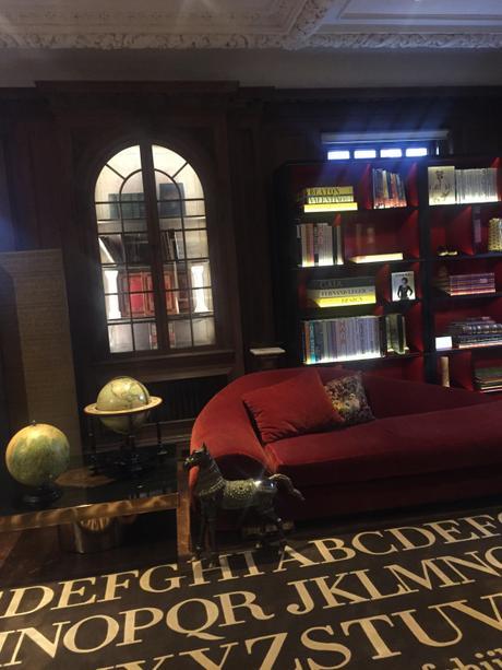 Bluestocking Bookshop Tours – A Review