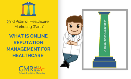 Online Reputation Management for Healthcare