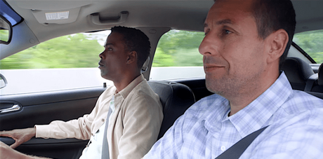 [WATCH] Chris Rock & Adam Sandler 'The Week Of' Wedding Comedy Trailer