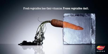 Frozen foods giant Bird's Eye to amend cold advertisement