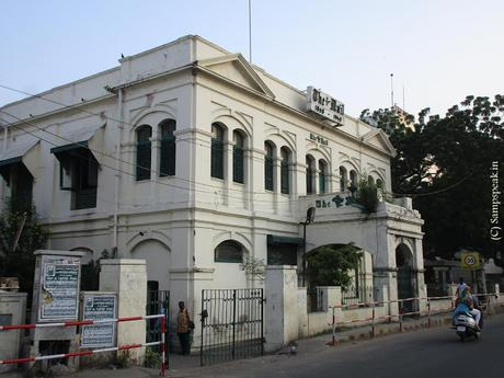 ~ the Madras Mail - the erstwhile eveninger from Madras Mount Road !!