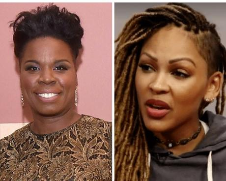 Meagan Good Offer Words Of Encouragement To Comedian Leslie Jones