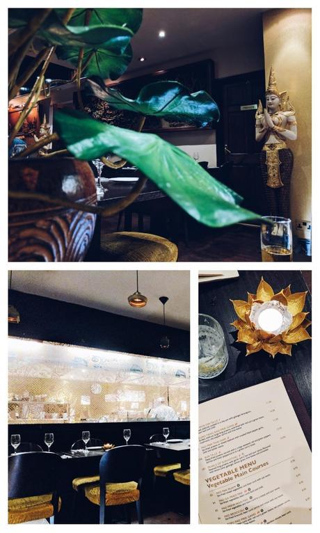 Sukhothai Restaurant Chapel Allerton Leeds