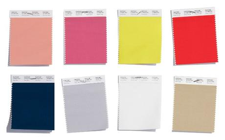 Tips on Choosing the Right Pantone Spring 2018 Colours for You