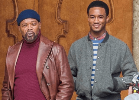 Filming Started On 'Shaft' Reboot Starring Samuel l. Jackson & Jesse T. Usher