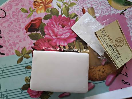 Khadi Natural- Jasmine Soap