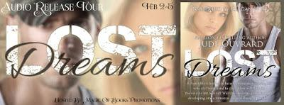Audio Book Release: Lost Dreams by Jude Ouvrard & Narrated by Reagan West