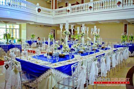 Wedding 101: Town's Delight - The Caterer
