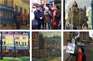Islington on Canvas – Art from the Archives