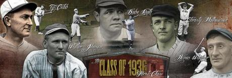 This day in baseball: First Hall of Famers