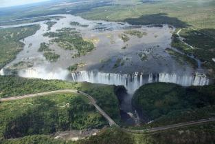 Get Your Spotlight Focused On Victoria Falls