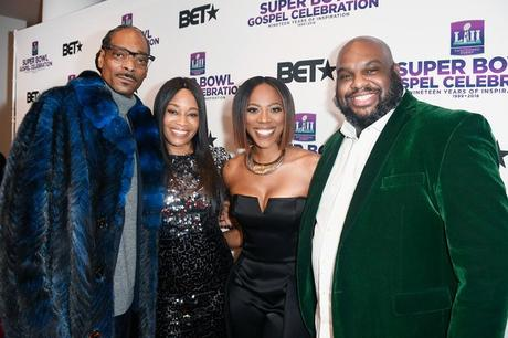 [Pics!] Yvonne Orji, Erica Campbell & More Super Bowl Gospel Celebration